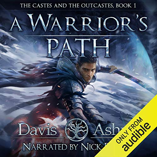 A Warrior's Path audiobook cover art