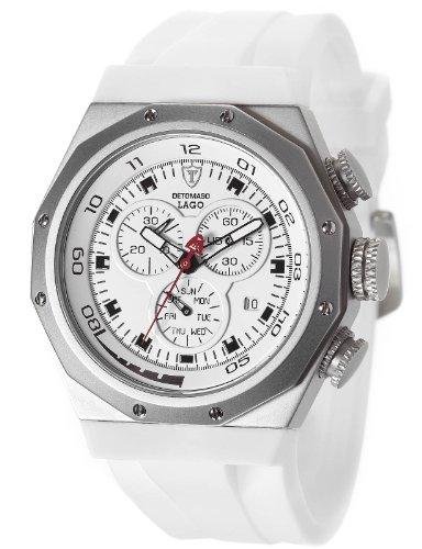 DeTomaso Cronografo Quarzo Orologio da Polso DT2025-B