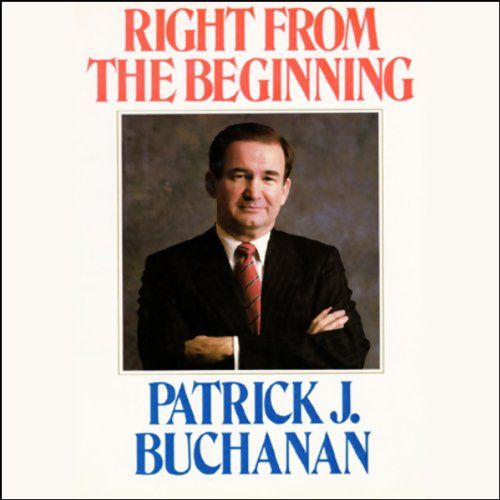 Right from the Beginning audiobook cover art