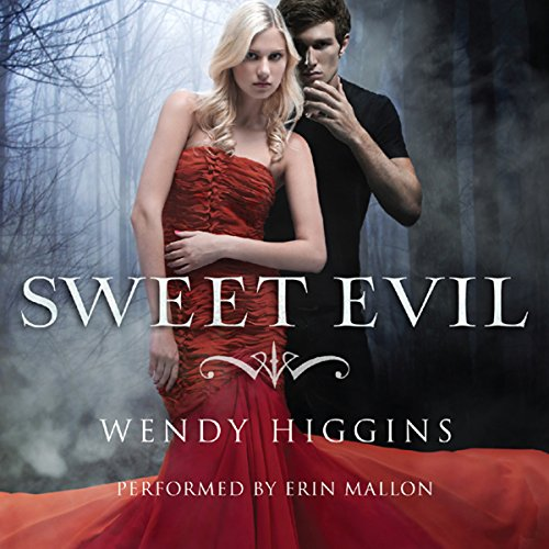Sweet Evil audiobook cover art