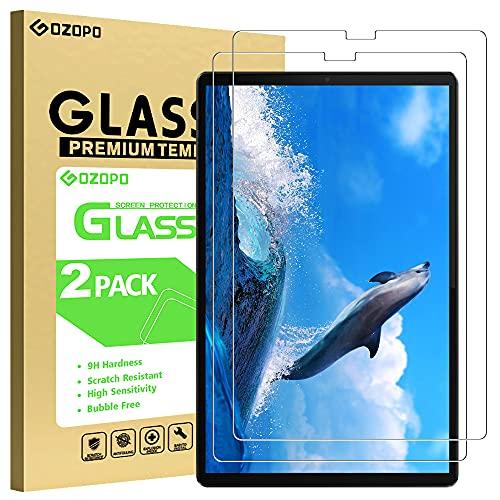 GOZOPO HD Clear Lenovo Tab M10 Plus Bildschirmschutzfolie, [kratzfest] 9H Festigkeit gehärtetes Glas Folie für Lenovo M10 FHD Plus TB-X606F (10,3 Zoll)