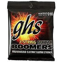 GHS GB7M Boomers 7弦用 エレキギター弦×3セット