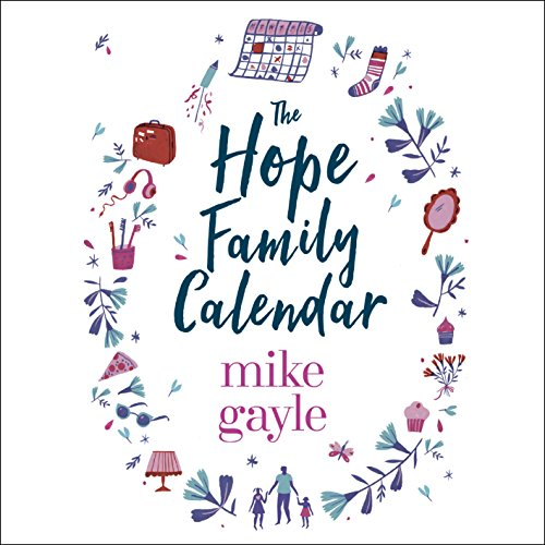 The Hope Family Calendar cover art