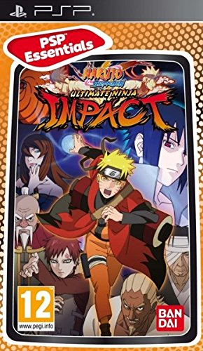 Naruto Shippuden: Ultimate Ninja Impact - Essentials