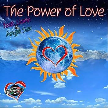 THE POWER OF LOVE (FEAT. LIANN & ANGEL SAX)