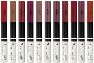 Manhattan Lips2Last Colour&Gloss, farba do ust i błyszczyk do ust w jednym, kolor Soft Berry 56Q, 1 x 8 ml