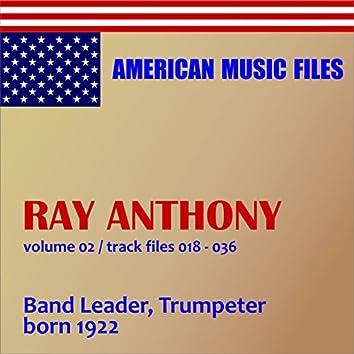 Ray Anthony - Volume 2 (MP3 Album)