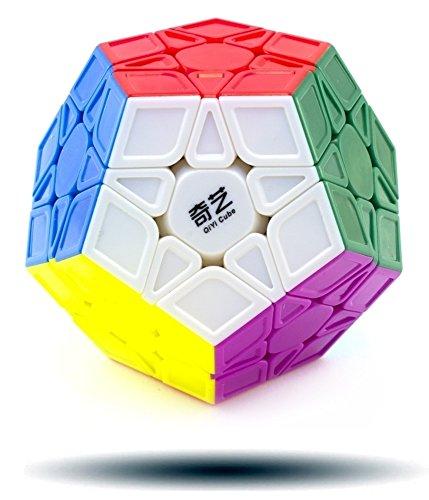 QiYi Cubo Megaminx QiHeng S Dodecaedro Velocidad speedcube LEVEL25