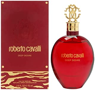 Roberto Cavalli Deep Desire EDP for Women, 75 ml