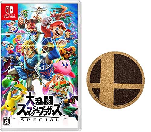 大乱闘スマッシュブラザーズ SPECIAL - Switch (【Amazon.co.jp限定】オリジナルコルクコースター 同梱)