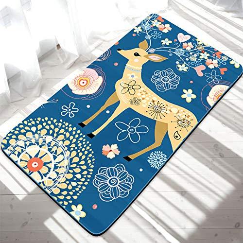 LAIABOR Colchón para Yoga TPE Colchoneta Antideslizante Yoga Mat para Mujeres y Hombres,1830 * 610 * 6mm