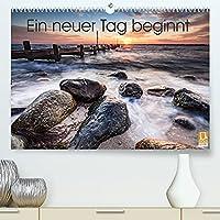Ein neuer Tag beginnt (Premium, hochwertiger DIN A2 Wandkalender 2022, Kunstdruck in Hochglanz): Tolle, stimmungsvolle Bilder rund um den Sonnenaufgang (Monatskalender, 14 Seiten )