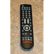 Sceptre X425BV-FHD Remote Control for TV Model X505BV-FHD