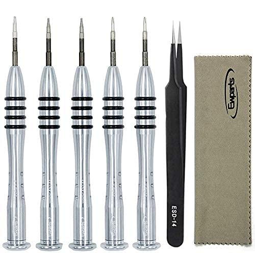 Ewparts - Set di 7 cacciaviti Pentalobe per MacBook Air/PRO e Retina (#1)