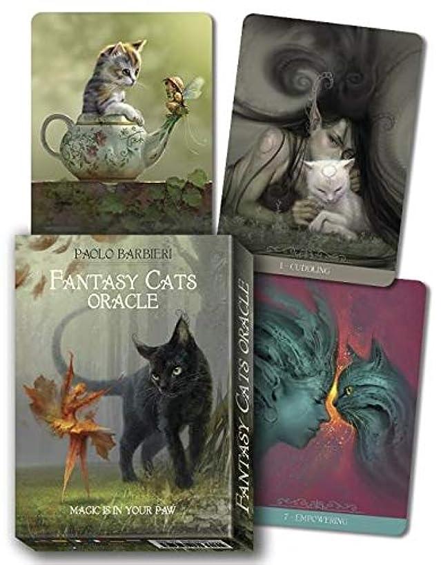 Barbieri Fantasy Cats Oracle