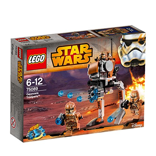 LEGO Star Wars 75089 - Geonosis Troopers