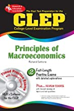 CLEP Principles of Macroeconomics w/CD-ROM (CLEP Test Preparation)