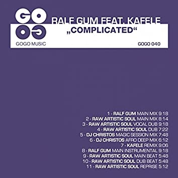 Complicated (feat. Kafele)