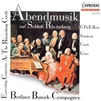 Abendmusik Auf Schloss Rheinsberg by Berliner Barock Compagney