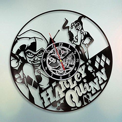 51MgQerwsIL Harley Quinn Clocks