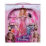 Jainson Trendy Doll for Baby Girl 3+ Years