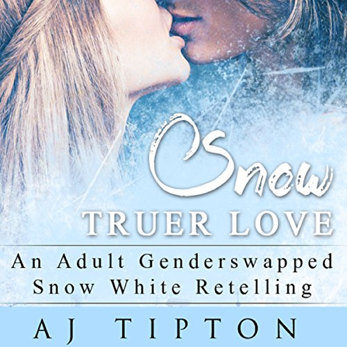 Snow Truer Love audiobook cover art