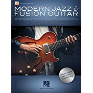 Jostein Gulbrandsen: Modern Jazz & Fusion Guitar (Book/Online Audio): More Than 140 Video Examples!