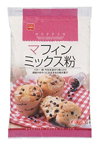 共立食品 マフィンミックス粉 200g×6袋
