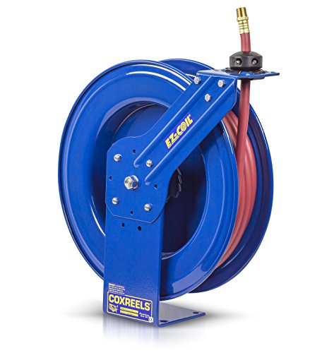 Coxreels EZ-SH-450 EZ-Coil Air/Water Hose Reels, 1/2