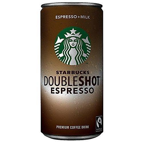 Starbucks Doubleshot Espresso und Milk 200ml