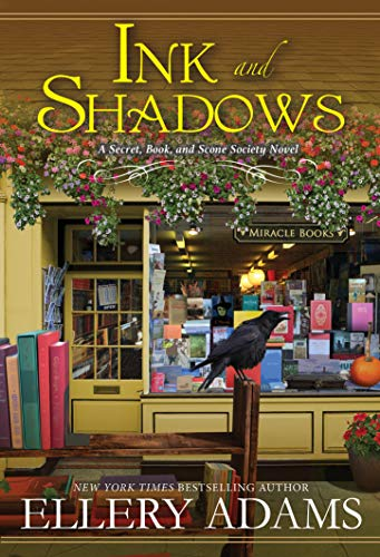 Ink and Shadows (A Secret, Book and Scone Society Novel)