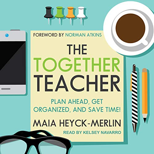The Together Teacher audiobook cover art