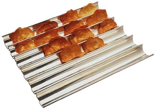 Matfer - 310713 - Plaque de cuisson en acier inoxydable pour biscuits - Bourgeat