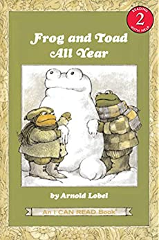 Frog and Toad All Year (Frog and Toad I Can Read Stories Book 3) by [Arnold Lobel]