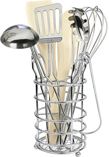 Click N Play 7 Piece Kitchen Cooking Utensils Play Set In Holder. California