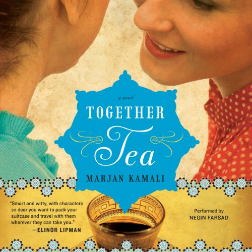 Together Tea audiobook cover art