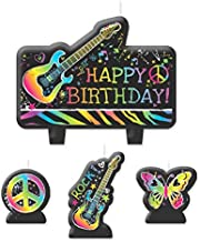 Candle Set   Neon Collection   Birthday