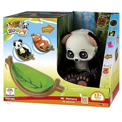Color Baby Peluche zoopy con Hammock Model Panda