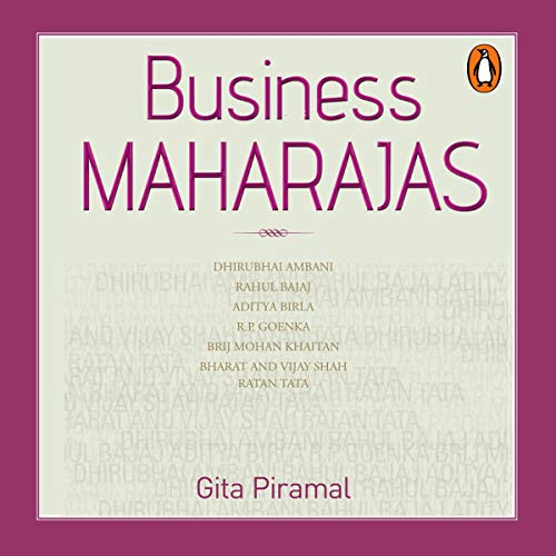 Business Maharajas cover art