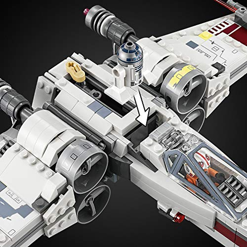 X-Wing Starfighter Luke Skywalker LEGO Star Wars 75218 - 730 Pièces - 6