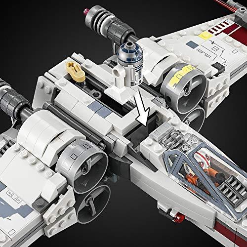 X-Wing Starfighter Luke Skywalker LEGO Star Wars 75218 - 730 Pièces - 6