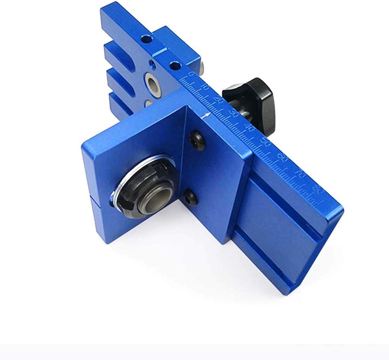 Ben-gi 3 in 1 Drilling Locator Bohrführung Kit zur Holz Werkzeug DIY Bautischlerei High Precision Dowel Jigs Set B07PW4GWNM   Primäre Qualität