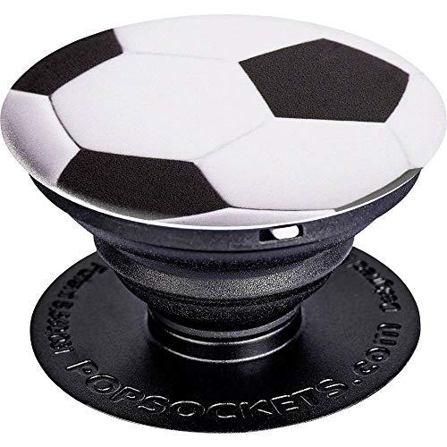 PopSockets Ausziehbarer Sockel und Griff für Smartphones und Tablets - Soccer