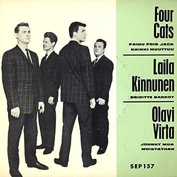 Four Cats, Laila Kinnunen ja Olavi Virta