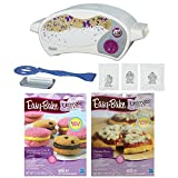 Easy-Bake Ultimate Oven Baking Star Edition (with Cheese Pizza Refill Pack and Chocolate Chip and...
