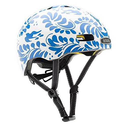 Nutcase Street MIPS Helm Pottery Gloss Kopfumfang M | 56-60cm 2020 Fahrradhelm