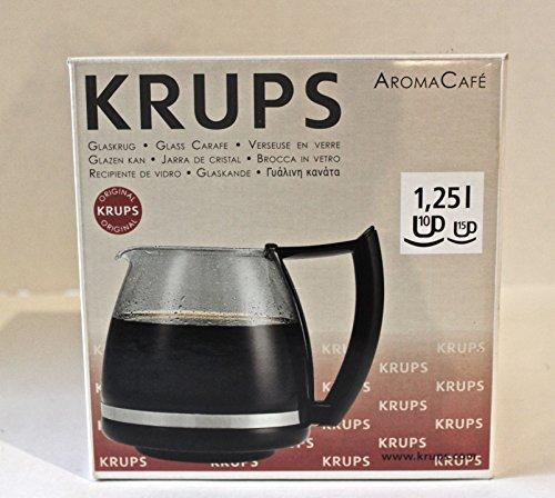 Krups Verseuse Aroma Cafe Plus Noire Cafetières Aroma Café Plus F5394210