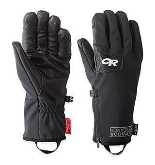 (アウトドアリサーチ)OUTDOOR RESEARCH Mens Stormtracker Sensor Gloves Black Mサイズ 19841637001005