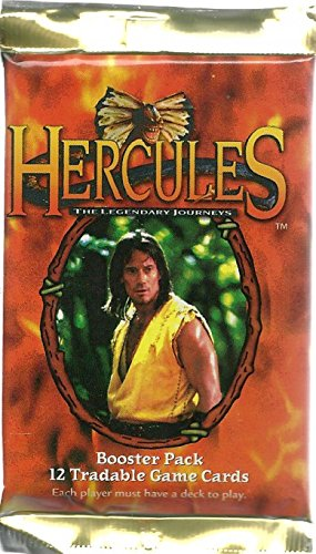 Hercules TCG Booster engl. [Import anglais]