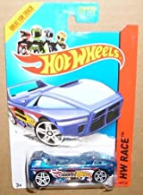 2014 Hot Wheels Regular Treasure Hunt Hw Race - Night Burner